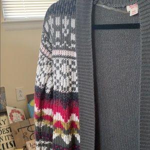 Mossimo Supply Co. Sweaters - Fun cardigan
